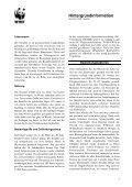 Hintergrundinformation - WWF Arten AZ - WWF Deutschland - Page 2