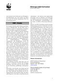 Hintergrundinformation - WWF Arten AZ - WWF Deutschland - Page 3