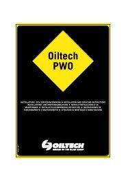 Plattenwärmetauscher PWO Installation und Wartung