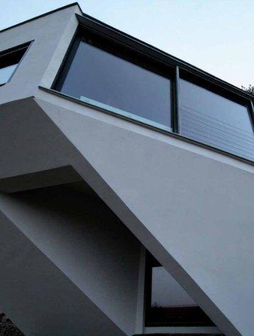 Článek: RODINNÝ DŮM V ČERNOŠICÍCH - Architekt