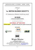 The BRITISH BLONDE SOCIETY'S - Wright Manley - Page 3