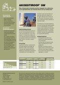 Akoestiroof® SW Dakrenovatie-element voor hellende daken - Page 2