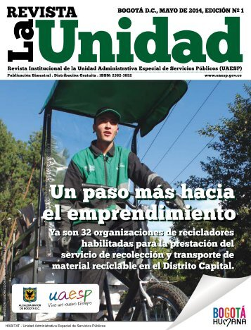 RevistaLaUnidadNo1