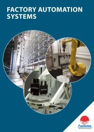 Fastems automation brochure 2012