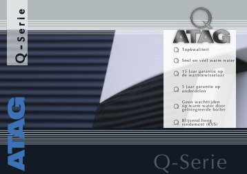 ATAG Q-serie - Eneco