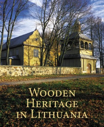 wooden heritage in Lithuania