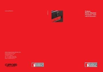 Parkeersensoren - CLIFFORD Electronics Benelux
