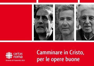 Scarica il sussidio e-book. - Caritas Roma