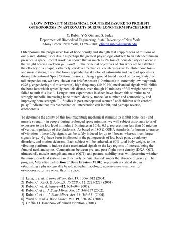 A Low Intensity Mechanical Countermeasure to Prohibit ...