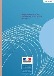 La politique des droits des femmes et de - Ministère du Travail, de l ...