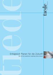 Tiede-Broschüre als PDF zu Download - tiede2.de