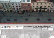 integriertes entwicklungskonzept für die altstadt von lviv - Gtz - GIZ