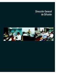 Dirección General de Difusión - Suprema Corte de Justicia de la ...