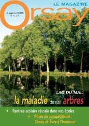 n°37 - Octobre 2005 - Orsay