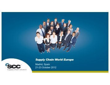 Marco Hendriks - TNT Express.pdf - Supply Chain Council