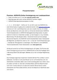PM atc-auction - AGRAVIS Technik Heide-Altmark GmbH