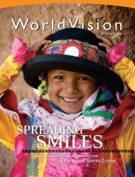 Summer 2008: Inside a Sponsorship Community - World Vision