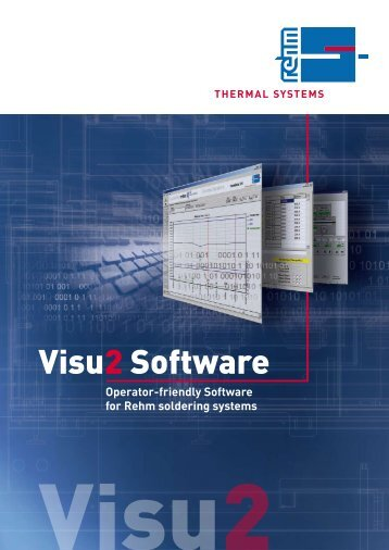 Visu2 Software - Rehm Group
