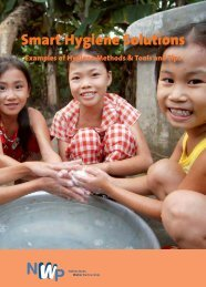 Smart Hygiene Solutions - IRC International Water and Sanitation ...