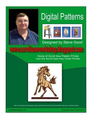 Digital Patterns - steve good