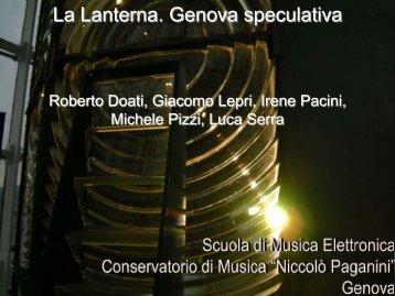 Genova Soundscape - Institut für Musikforschung