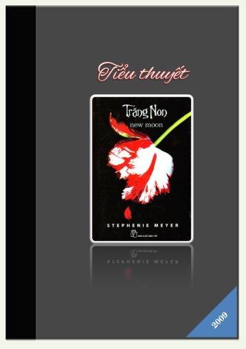Tiểu thuyết Trăng non (New Moon) - Đại học Duy Tân