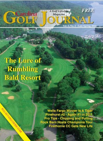 Full PDF Download - Play Best Golf Courses in Charlotte, NC