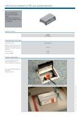 Coffret de raccordement en PVC pour doubles-planchers - Page 2