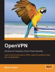 Building And Integrating Virtual Private Networks - ebook