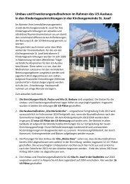 Lesen Sie hier weiter - Katholische Pfarrgemeinde St. Josef - Kamp ...