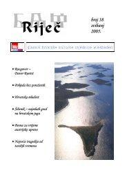 Riječ br. 38 svibanj 2005 PDF Download - Hrvatska kulturna ...