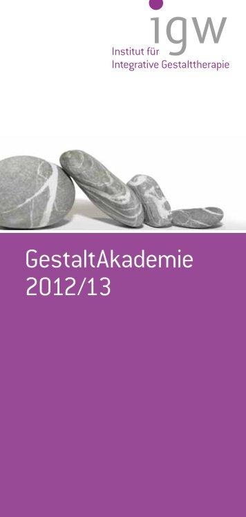 GhochDrei - Institut für Integrative Gestalttherapie GmbH