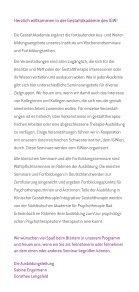 GhochDrei - Institut für Integrative Gestalttherapie GmbH - Page 3