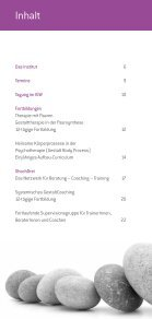 GhochDrei - Institut für Integrative Gestalttherapie GmbH - Page 4
