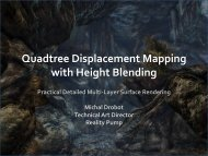 Quadtree Displacement Mapping with Height Blending - Drobot.org