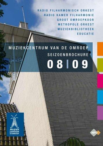 08 | 09 - Muziekcentrum van de Omroep
