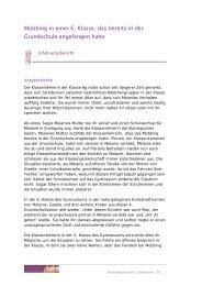 Kompletten Bericht downloaden - No Blame Approach