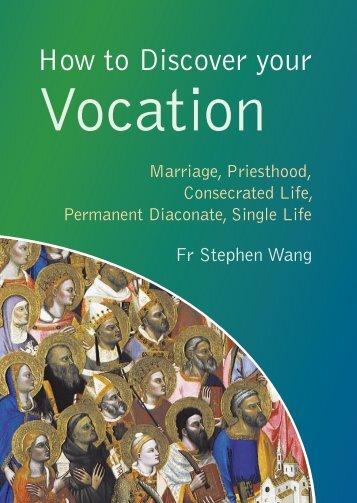 Vocation - Ignatius Press