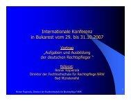 Prezentarea profesiei de Rechtspfleger in Germania