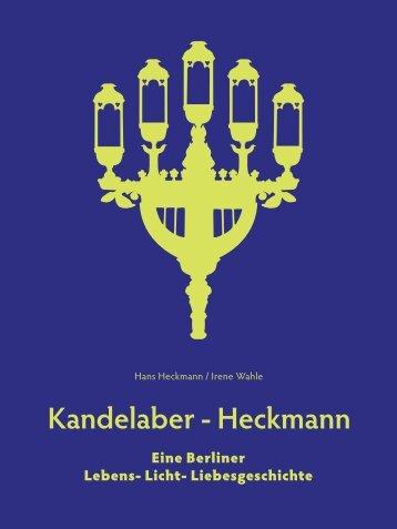 Kandelaber - Heckmann - Irene Wahle