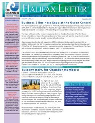 Tuscany Italy, for Chamber members! - Daytona Beach Chamber of ...