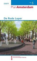 PlanAmsterdam 'De Rode Loper' - Gemeente Amsterdam
