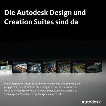 Autodesk Design Suiten - Plotter-angebote.de