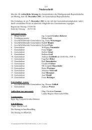 Protokoll der 11. ordentlichen Sitzung (95 KB) - .PDF
