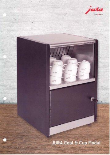 Cool & Cup Modul - Die Kaffee Firma