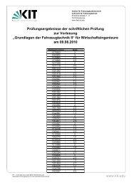 Grundlagen der Fahrzeugtechnik Teil II, schriftliche Prüfung vom ...