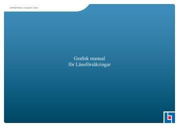 Grafisk manual för Länsförsäkringar
