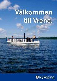 Välkommen till Vrena. - Nyköping