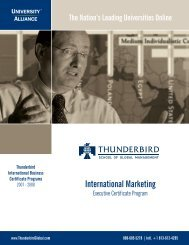 International Marketing - National Technical Information Service