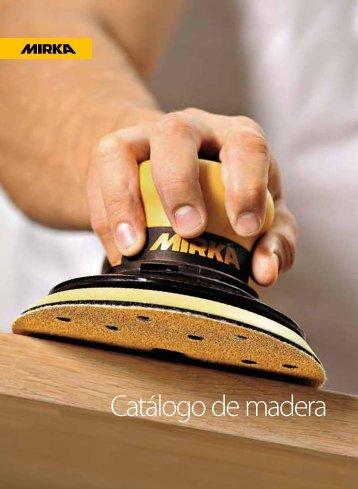 Wood Sanding brochure Spanish.pdfDescargar - Mirka